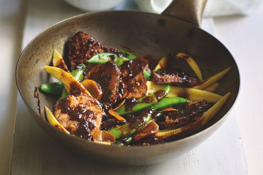 Ching-He Huang's crispy pork